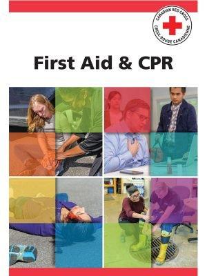 Standard First Aid + CPR/AED – Traditional – 100% In-Class