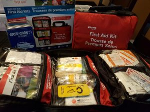 Soft Case First Aid Kit + Bonus Kit
