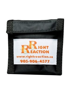 RR Barrier Pouch Keychain