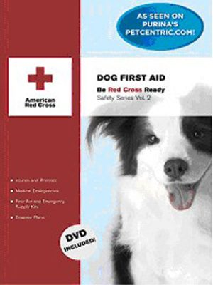 Dog First Aid Manual With DVD