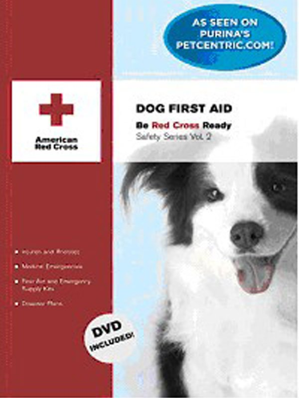 Dog first aid manual