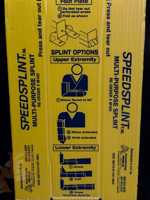 Speed Splint